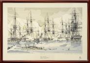 Η ναυμαχία του Ναυαρίνου - πίνακας 1