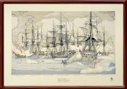 Η ναυμαχία του Ναυαρίνου - πίνακας 9