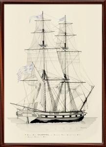 Το μπρίκι «ΦΙΛΟΚΤΗΤΗΣ» (1818)