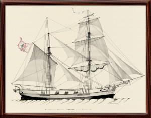 Η Μπρικογολέτα «ΑΣΠΑΣΙΑ» (1822)