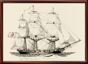 Η Πολάκα «ΗΡΑΚΛΗΣ» (1815)